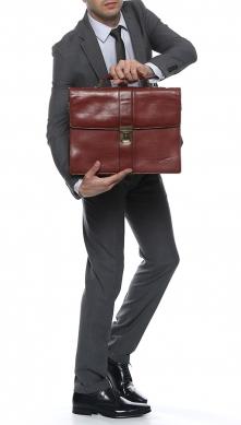 Портфель GERARD HENON R5948 коричневый