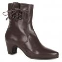 Женские Ботинки Pakerson 49050 темно-коричневый