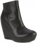 Женские Ботинки Vic 4H9902D черный