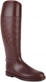 Женские Резиновые сапоги Chiara bellini 230.4400 бордовый