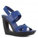 Женские Босоножки Calvin klein YUSRA темно-синий