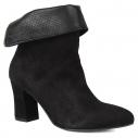Женские Ботинки Vic 4K8368D черный
