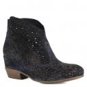 Женские Ботинки Gianni de simone 7006 темно-синий