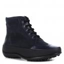 Женские Ботинки Pakerson 24515 темно-синий