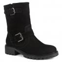 Женские Ботинки Massimo santini 304 черный