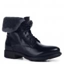 Женские Ботинки Nero giardini A412020D темно-синий