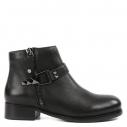 Женские Ботинки Massimo santini 395009 черный