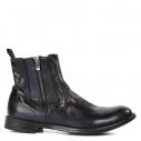 Мужские Ботинки Officine creative MAVIC/021 черно-синий