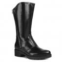 Женские Полусапожки Nero giardini A514241D черный