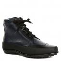 Женские Ботинки Pakerson 24633 темно-синий