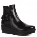 Женские Ботинки Pas de noir M638 черный