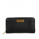 MARC by MARC JACOBS Large Zip Around черный