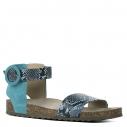 Женские Сандалии Geox D622BE сине-голубой
