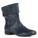 Женские Ботинки Ernesto dolani DA10B темно-синий