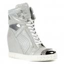 Женские Ботинки Casadei 2X512C080 голубовато-белый