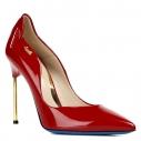 Женские Туфли Loriblu Z22202ZS темно-красный