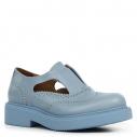 Женские Полуботинки Giovanni fabiani S1501 голубой