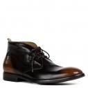Мужские Ботинки Officine creative BUILD/010 коричневый