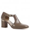 Женские Туфли Fabiani G2204 серовато-коричневый