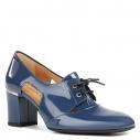 Женские Туфли Fabiani G2223 темно-синий