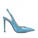 Женские Босоножки Gianni renzi couture GD1263 голубой