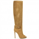 Женские Сапоги Gianni renzi couture GD1144 светло-коричневый