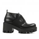Женские Ботинки Fabiani S1533 черный