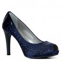 Женские Туфли Nero giardini P615370DE синий