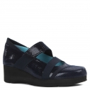 Женские Туфли Thierry rabotin 1723L темно-синий