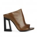 Женские Сабо Vic matie 1N6754D темно-коричневый