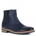 Женские Ботинки Vic 4N7162D темно-синий