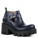 Женские Ботинки Fabiani S1540 темно-синий