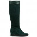 Женские Сапоги Loriblu WG1475WG темно-зеленый