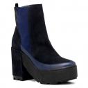 Женские Ботильоны Vic matie 1P7264D темно-синий
