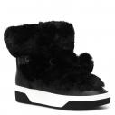 Женские Ботинки Michael kors 43F6NLFE6D черный