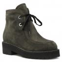 Женские Ботинки Giovanni fabiani G2500 темно-зеленый