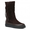 Женские Ботинки Rejois RA0525 темно-коричневый