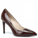 Женские Туфли Gianni renzi couture GD1364 темно-коричневый