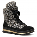 Женские Ботинки Jog dog 14011 черный