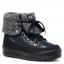 Женские Ботинки Jog dog 30207 темно-синий