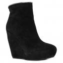Женские Ботинки Vic 4P7710D черный