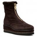 Женские Ботинки Loriblu LT5520LZ темно-коричневый
