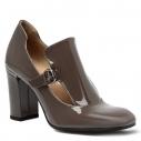 Женские Туфли Fabiani G2518 коричнево-серый