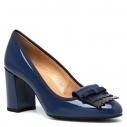 Женские Туфли Fabiani F3612 темно-синий