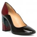 Женские Туфли Giovanni fabiani F3679 темно-коричневый
