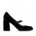 Женские Туфли Fabiani G2568 темно-синий