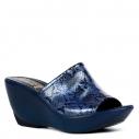 Женские Сабо Rita c 5109001 синий