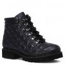 Женские Ботинки Massimo santini 0395004002 темно-синий
