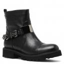 Женские Ботинки Massimo santini 0395004301 черный