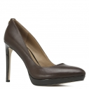 Женские Туфли Calvin klein SUZZANNE темно-коричневый